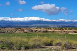 Sierra Nevada y Esparto